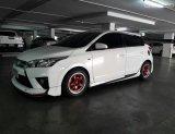ขายรถ TOYOTA YARIS 1.2E / AT ปี 2015 สีขาว