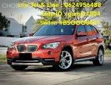 BMW X1 2.0 SDRIVE18i XLINE E84 AT ปี 2015 (รหัส #BSOOO8411)
