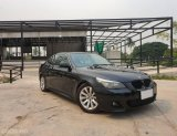2010 BMW 520d Sport รถเก๋ง 4 ประตู รถยอดนิยมที่สุดในตลาด รถหรูหราระดับผู้นำ