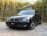BMW 525i SE'' รุ่นE60 ปี2008 ภายในสีน้ำตาลอิฐ เบาะสวยเนี้ยบ