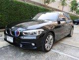 2016 BMW 118i Sport รถสวยมาก รถมือเดียว สภาพเดิมทั้งคัน