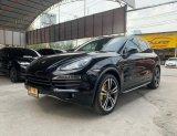 🚩PORSCHE CAYENNE 4.8 S V8 ปี 2011 สีดำ