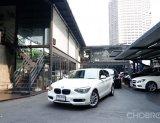 BMW 116i มือเดียว ปี 2015 สภาพภายในภายนอก สวย ประวัติศูนย์ชัดเจนไร้กังวล
