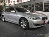 โตโยต้าชัวร์ BMW 2.0 520i Sedan AT 2013 ปรับราคาถูกสุด