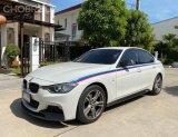 2017 BMW 320i M Sport รถเก๋ง 4 ประตู  สภาพป้ายแดง ไม่เคยชนไม่เคยทำสี