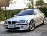 ** BMW E46 318i SE รถสวย เดิมๆ Maxx 18 ยางใหม่ จัดทรงมาสวยๆมีเสน่ห์ พวงมลัยซาลาเปาแล้วครับรถ