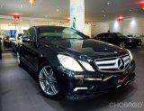 Mercedes Benz  E250 CGI Coupe AMG ออปชั่นเต็ม ปี2010 สีดำ สุดหรูนำเข้าจาก เยอรมนีแท้ๆ