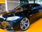 BMW525D LCIปี 2014 แต่งM-SPORTแท้ 3จอ วิ่งน้อยสีเดิมทั้งลำ เคลือบแก้ว มือเดียว งามสุดOPTIONมาเต็มสุดสุด
