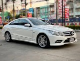 Benz E250 coupe w207 ปี2012 cdi ดีเซล