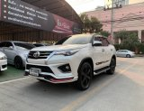 🚩NEW TOYOTA FORTUNER 2.8 V 2WD TRD ปี 2018 สีขาว