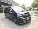 2014 Toyota VELLFIRE 2.4 GS รถตู้/MPV