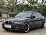 2002 BMW 318i SE รถเก๋ง 4 ประตู