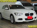 ราคา 799,000 บาท  BMW 116i 1.6 F20 Hatchback AT 2014 ุ