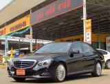 ขายรถ 2015 Mercedes-Benz E300 BlueTEC HYBRID รถเก๋ง 4 ประตู