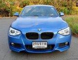 BMW F20 116i M-Sport Package รถศูนย์ BMW Thailand Fulloption ปี 2013 วิ่งน้อย