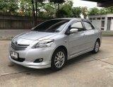 🎉 ฟรีดาวน์ ไม่ต้องค้ำ 📣 จบทุกคัน ดันทุกเคส 🔰 Toyota Vios 1.5 E IVORY ปี2012 🔰