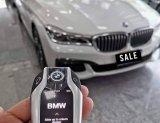 BMW 730Ld M Sport (G12) 2017