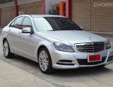 Mercedes-Benz C200 CGI 1.8 W204 (ปี 2013) Elegance Sedan AT