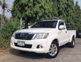 TOYOTA VIGO 2.5J SINGLE CAB / MT / ปี 2012