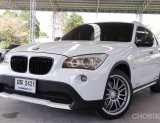 2012 BMW X1 sDrive20d รถเก๋ง 4 ประตู