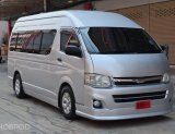 Toyota Hiace 2.5 COMMUTER ( ปี 2013 ) D4D Van MT