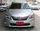 ขายรถ Toyota CAMRY 2.5 Hybrid ปี2012 รถเก๋ง 4 ประตู