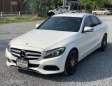 Mercedes-Benz C200 Avantgardet ปี 2015