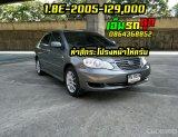 Toyota Altis 1.8E 200