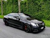 Benz E coupe CGI 250 Carbon