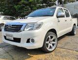 2013 Toyota Hilux Vigo 2.5 G รถกระบะ