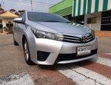 2015 Toyota Altis รถเก๋ง 4 ประตู