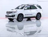 2012 Toyota Fortuner 3.0 TRD Sportivo 4WD SUV