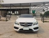 BENZ E200 COUPE ปี 2015