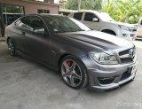 ขายรถ 2012 Mercedes-Benz C250 CGI AMG รถเก๋ง 2 ประตู