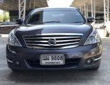 Nissan Teana 250 XV V6 สีม่วง ปี 2009 ไม่ติดแก๊ส ไมล์น้อย รถมือเดียว