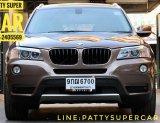 2013 BMW X3 xDrive20d SUV  -รถมือเดียว มีประวัติ เข้าครบทุกระยะ
