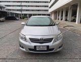2010 Toyota Altis รถเก๋ง 4 ประตู  สีบรอน เกียร์ออโต้
