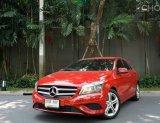Mercedes Benz A180 ปี 2014 รถศูนย์ไทย ออกห้างมือเดียว