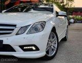 """Mercedes Benz E250 Cdi Coupe AMG Dynamic ( W207 ) """" Pre Facelift """" 7G Tronic เครื่องยนต์ดีเซล"""