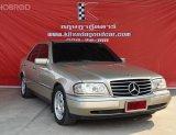 Mercedes-Benz C220 2.2 W202 (ปี 1998) Elegance Sedan AT