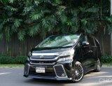 2012 Toyota VELLFIRE 2.4 Z G EDITION รถตู้/VAN