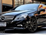 Benz E 250 cdi Coupe AMG Sport Top ปี 2011