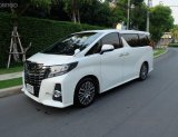 2015 Toyota ALPHARD 2.5 SC Wagon