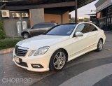 2012 Mercedes-Benz E250 AMG Avantgarde รถเก๋ง 4 ประตู