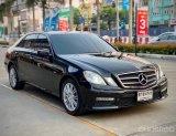 Benz E250 cdi ดีเซล ปี10 w212