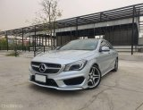 Mercedes-Benz CLA250 AMG PACKAGE Panoramic glass roof  ปี2017