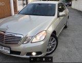 ขายรถ  Mercedes-Benz E250 CDI 2010 BlueEFFICIENCY 2.1 W212