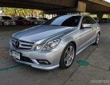🔥 ห้ามพลาดโคตรคุ้ม 🔥 รถบ้านไมล์น้อย 🔰 Mercedes-Benz E250 CGI COPUE 2012 🔰