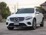 Mercedes-Benz GLC250 d 4MATIC ปี2017  เกียร์ไฟฟ้า 9G-Tronic