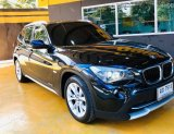 2012 BMW X1 sDrive18i SUV   วิ่งน้อย70,000KMแท้ ผู้หญิงใช้ เคลือบแก้ว+พ่นกันสนิมทั้งคันใหม่มากๆ